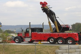Heavy Duty Towing & Recovery Units